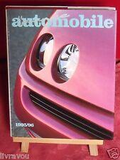 Livre L'année Automobile, N° 43  _ 1995 -1996