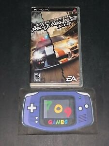 Need for Speed: Most Wanted -- 5-1-0 (Sony PSP, 2005)