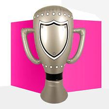 Gonfiabile Trofeo 60cm Bambini Gioco Per Festino Premi Oscar Da Gonfiare Piscina