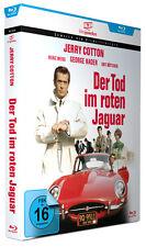 Jerry Cotton: Der Tod im roten Jaguar - mit George Nader - Filmjuwelen BLU-RAY