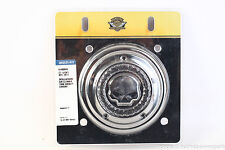 New Genuine Harley Davidson Skull & Chain Chrome Air Cleaner Cover Twin Cam 1340