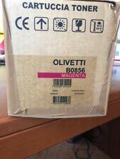 Ctx B0856 Olivetti Toner Cartr Magenta D-color Mf220