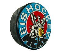 Eishockey Puck MERC Fanpuck Mannheimer ERC Mannheim