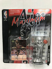 Michael Jordan Maximum Air Silver Edition Figurine