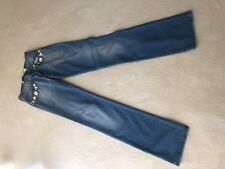 blumarine jeans women with crystals