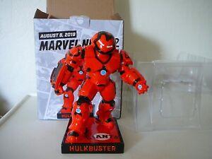 San Francisco SF Giants Limited. Edition Marvel Hulkbuster Bobblehead, SGA