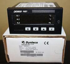 DYNISCO 1401-5-3 Process Control Equipment Digital Panel Indicator - NEW IN BOX