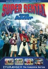 Power Rangers Super Sentai Zyuranger Complete Series SELAED R1 DVD Set