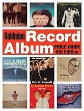 Goldmine Record Album Price Guide by Martin Popoff (2009, Paperback)