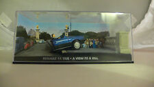 GE FABBRI - James Bond Car Collection issue Renault 11 Taxi A View To A Kill