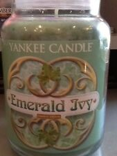 Yankee candle emerald ivy USA limited edition