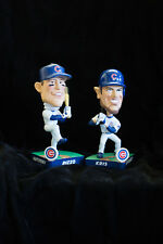 Kris Bryant & Anthony Rizzo Chicago Cubs Caricature FC Bobblehead SPECIAL