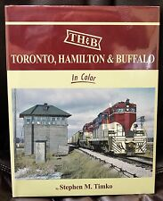 MORNING SUN BOOKS - TORONTO, HAMILTON & BUFFALO In Color - HC 128 Pages