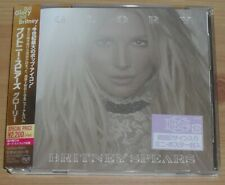 Britney Spears - Glory (Japan 18 tracks) plus poster