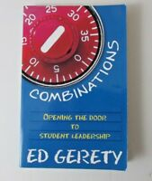 Combinations Opening the Door to Student Leadership by Ed Gerety Paperback
