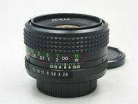 New 28mm f/2.8 Lens M42Seimax 582