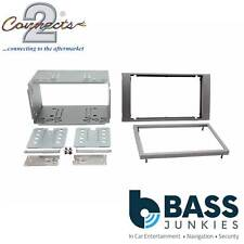 Ford Focus C-Max 2003-10 Car Stereo Radio Double DIN Facia Plates Kit CT23FD04A