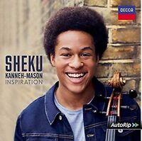 Sheku Kanneh-Mason - Inspiration [CD]