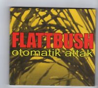 (HW870) Flattbush, Otomatik Attak - 2010 sealed CD
