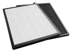 True HEPA + Carbon Air Filter Replacement For Levoit LV-PUR131 Air Purifier 1pc