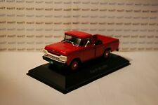 VOITURE FORD F-100 pick-up (1959) SALVAT Autos Inolvidables Argentine 1/43