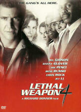 Lethal Weapon 4 Dvd Snap Case
