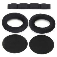 Earpads Foam Pad Headband For Sennheiser HD545 HD580 HD565 HD600 HD650 Headphone