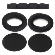 Earpads Foam Pad Headband For Sennheiser HD545 HD580 HD565 HD600 HD650 Headphone