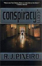 Conspiracy.com by R.J. Pineiro (2002)Pb