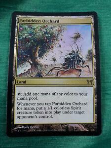 Forbidden Orchard FOIL (MTG, Magic the Gathering) Champions of Kamigawa, CHK, NM
