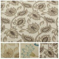 DESIGNER SANDERSONS FLORAL PRINTS COTTON LINEN CONTEMPORARY UPHOLSTERY FABRIC