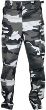 TB Clothing Mens Cargo Combat Army Military Camouflage Camo Work Trousers