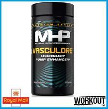 MHP Vasculore Muscle Pump Enhancer Nitric Oxide Endurance EU Formula 60 Caps