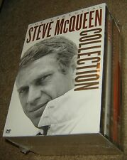 Essential Steve McQueen Collection (DVD, 2005), NEW, SEALED, SIX GREAT FILMS!