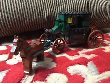Used Lego Pirates of the Caribbean 4193 The London Escape HORSE COACH ONLY