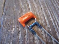 Orange Drop Treble Bleed Circuit | 716P Polypropylene .001µF Cap 150 kΩ Resistor