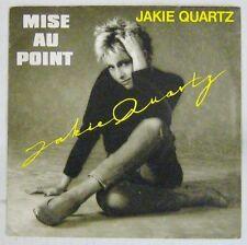 Jean-Baptiste Mondino 45 tours Jackie Quartz 1983