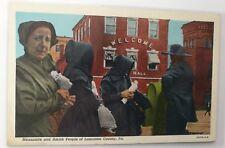 postcard 1950 Lancaster county, Pennsylvania. 33856-c-n