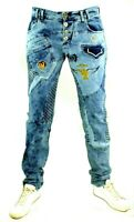 JEANS HOMME BAR DENIM MAGIC OF DENIM  ̶1̶4̶9̶  eur TOUTE TAILLE JAPAN  CIPO BAXX