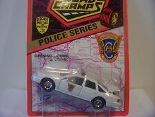 1996 Colorado State Patrol. Chevy Caprice, Road Champs Police Car