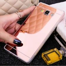 Fashion Ultra Thin TPU Cover Mirror Back Phone Case Skin For Samsung Galaxy S5