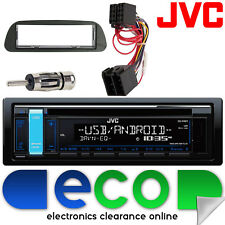 Mercedes Sprinter W902 00-05 JVC CD MP3 USB Aux Ipod Car Stereo Fitting Kit