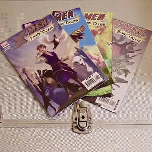 Complete X-men Fairy Tales (mini-series) 1-4 (4 of 4) in covers Comic