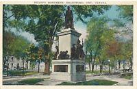 BRANTFORD ON – Brant's Monument
