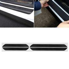 4 Pcs Car Door Pedal Plate Sill Scuff Cover Sticker For Skoda Octavia A5 A7 Hot