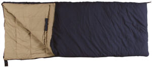 Active Leisure Sacco a Pelo Di Baumwolle-Comfort Anglerschlafsack