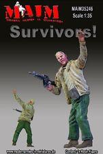 "MAIM SURVIVOR WM-16 RIFLE ""COME OVER HERE"" SCALA 1:35 COD.ART.35246"