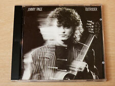 Jimmy Page/Outrider/1988 CD Album/Led Zeppelin