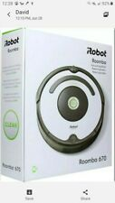 Irobot Roomba 670 Robot Vacuum Wifi Connectivity