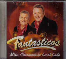 Fantasticos-Mijn Allermooiste Kerst Kado Promo cd single